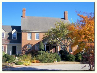 Autumn at York River Inn